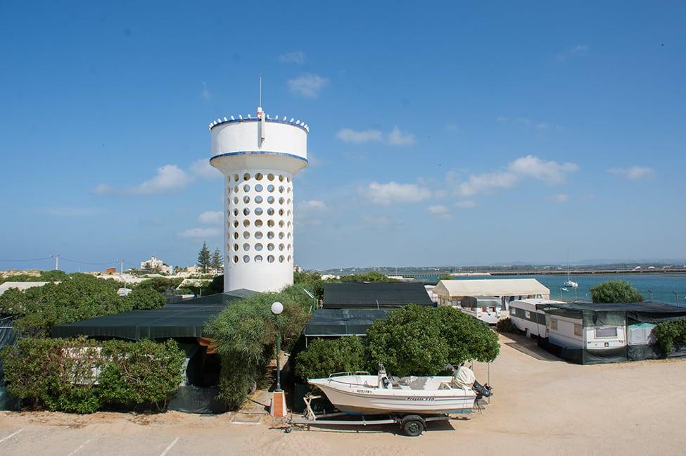 Praia de Faro vai ter novo Parque de Campismo
