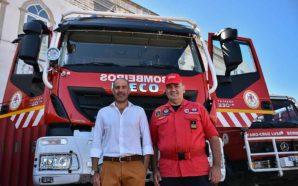 Comando e presidência da Cruz Lusa de Faro agradecem a…