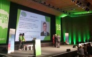 João Guerreiro distinguido com a Medalha de Mérito Científico, Ciência…
