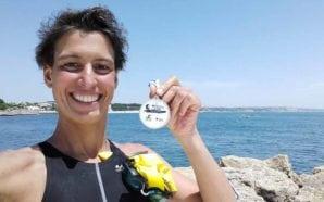 Susana Santos, campeã nacional de águas abertas vai nadar em…