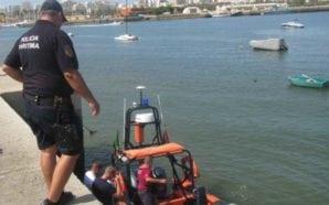 Estação Salva-vidas de Ferragudo resgata turista em Alfanzina