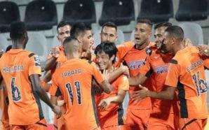 Portimonense derrubou Guimarães em casa