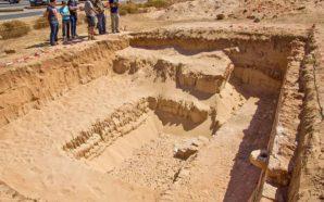 Porto Romano com quase 2000 anos descoberto na Praia da…