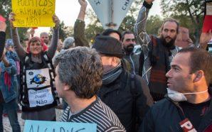 PAN, BE e PALP na Marcha pelo Clima em Faro