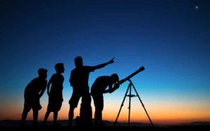 Festa de Astronomia solidária reúne cinco Centros Ciência Viva na…