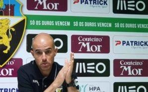 Rui Duarte prevê «jogo difícil» para o Farense no Estoril