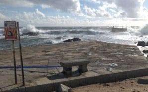 Autoridade Marítima Nacional resgata cinco turistas em risco na Praia…