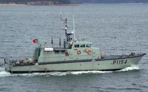 Marinha apreende 40 quilogramas de haxixe no mar entre Portugal…
