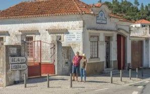 Casa dos cantoneiros no Barranco do Velho vai ser pérola…
