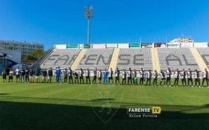 Farense está fora da Taça de Portugal