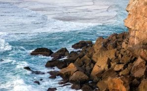 Marinha e Autoridade Marítima Nacional alertam para mar agitado e…