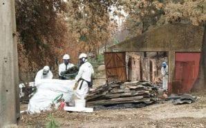 Lena Ambiente ajuda Monchique retirando 18 toneladas de amianto