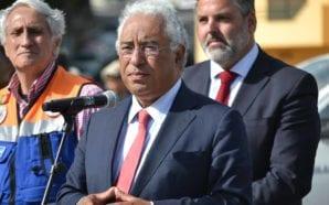 António Costa encerra Jornadas Parlamentares do PS em Portimão