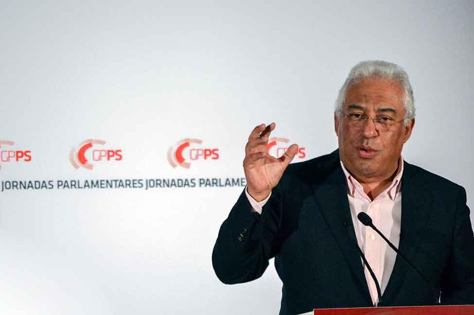 António Costa debate alterações climáticas em Faro