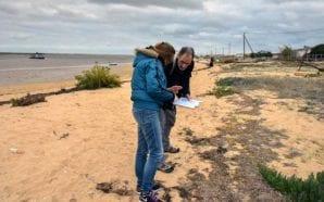 Praia de Faro incluída no projeto ibérico «Mares Circulares»