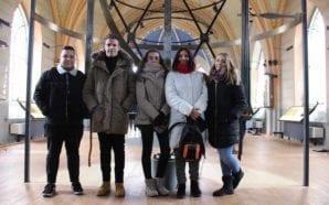 Escola Secundária de Loulé foi à Suécia partilhar boas práticas…