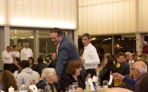 Município de Lagoa reúne trabalhadores em jantar de Natal
