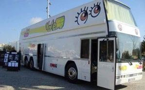 Lagos convida jovens e idosos a ver teatro num autocarro