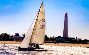 Regata de Natal da Algarve Sailing Cup disputada por 18…