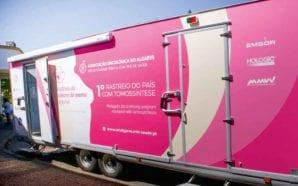 ARS Algarve leva rastreio do cancro da mama a Tavira
