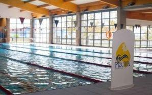 Lagoa recebeu atletas de Polo Aquático