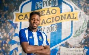 FC Porto contrata Wilson Manafá ao Portimonense