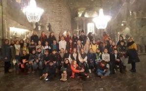 Alunos de Olhão foram à Polónia conhecer os costumes e…