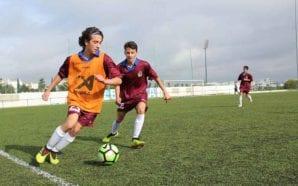 Seleção do Algarve de Futebol sub-14 prepara Torneio Lopes da…