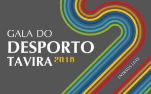 Gala em Tavira vai homenagear o desporto e aqueles que…
