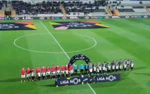 Portimonense trava Sporting de Braga com empate a uma bola
