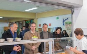 Escola da Fuzeta recebe nova cozinha