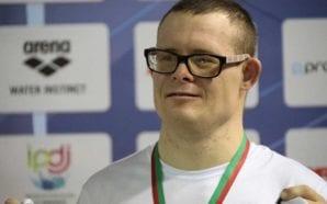 Natação adaptada traz recorde do mundo para o Algarve