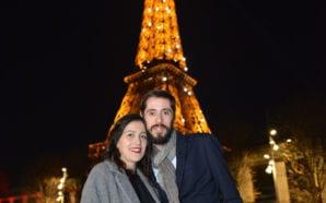 Viagem romântica de Coimbra a Paris à boleia do Algarve