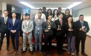 Alunos da Escola de Hotelaria e Turismo do Algarve premiados…