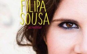 Filipa Sousa lança o primeiro álbum na sua Albufeira natal