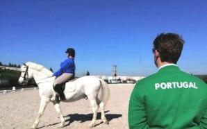 Lagos financia ida de atleta de equitação adaptada aos Jogos…