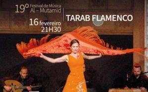 Festival Al-Mutamid leva «fusão de flamenco com música árabe» a…