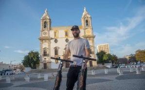 «Flash» Portugal coloca mais 100 trotinetes elétricas em Faro a…