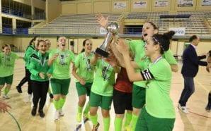 GDC Machados conquistou Taça do Algarve em futsal feminino