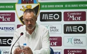 Álvaro Magalhães: «Temos mais cinco finais para vencer e honrar…