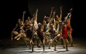 Teatro das Figuras recebe «A Sagração da Primavera – Made…