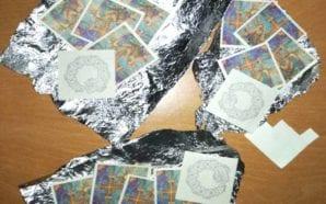 GNR de Portimão apreende 385 selos de LSD em acidente…