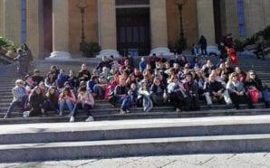 Alunos de Olhão foram à Sicília em missão solidária