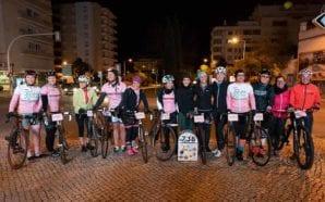 Mónica Faísca inflamou a Fuga Rosa pela EN2