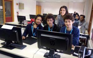 Alunos da Secundária de Loulé vencem concurso de programação informática