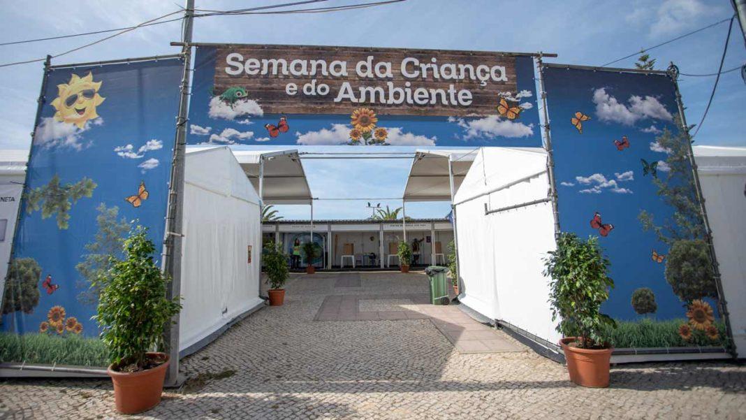 Olhão recebeu Semana da Criança e do Ambiente