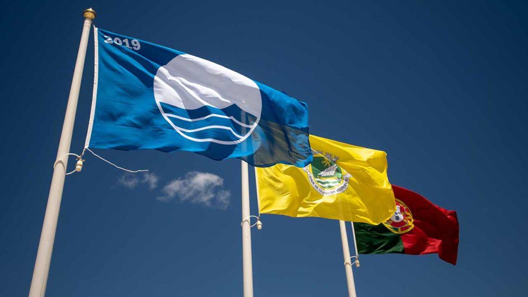 Praias Olhão verão 2019 bandeira azul