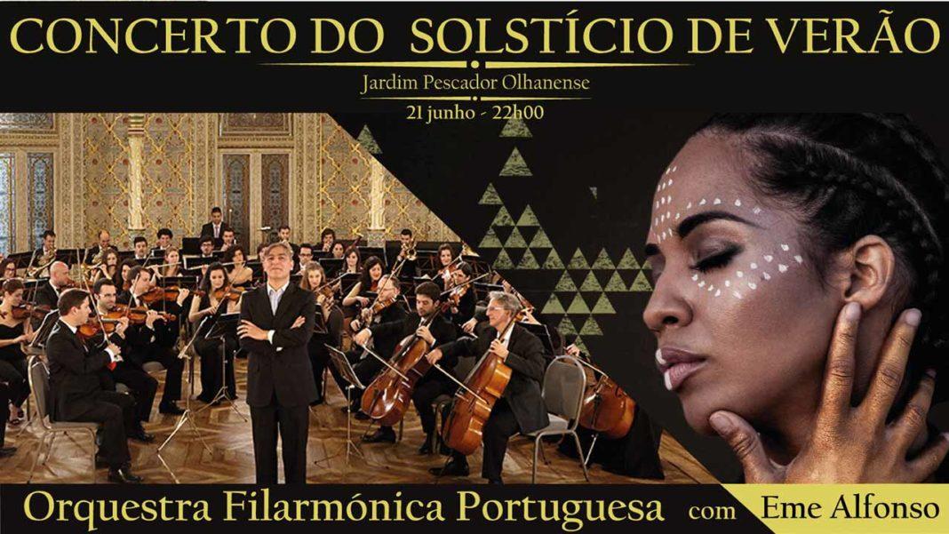 Orquestra Filarmónica Portuguesa e Eme Alfonso