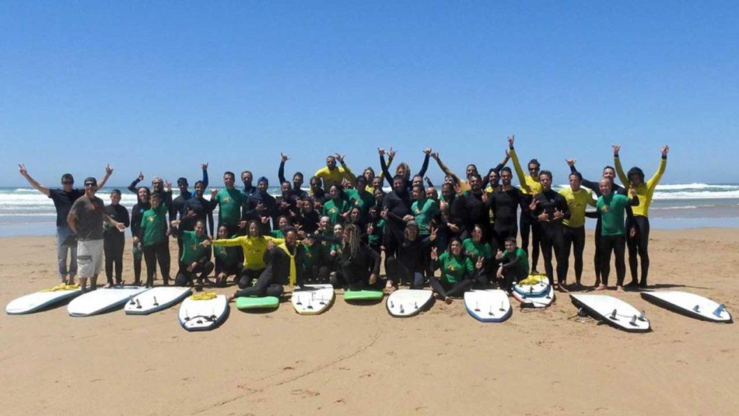 Treinadores de Surf formados em Aljezur