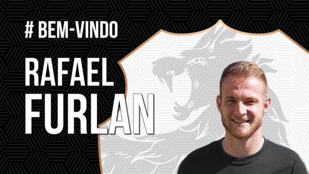 Rafael Furlan chega ao Farense por emprésimo